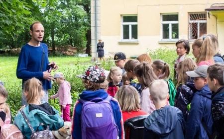 Aleksejs stāsta par Strazdumuižas ciematu
